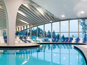 Stubai Schwimmbad Sauna Fitness